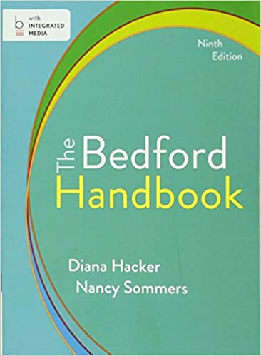 Amazon the bedford handbook 9781457608025 diana hacker the bedford handbook 9th edition fandeluxe Images