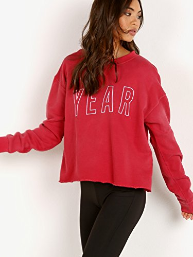 Year Of Ours Team Sweatshirt (X-Small) by Year Of Ours (Image #1)