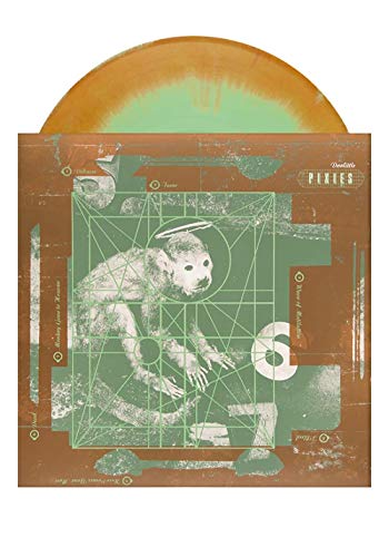 Doolittle - Exclusive Limited Edition Bronze And Green Swirl Vinyl LP