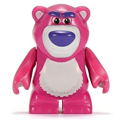 Lego Toy Story - Minifigure Lotso Hugs (Approximately 50mm / 2 Inches Tall): Toys & Games