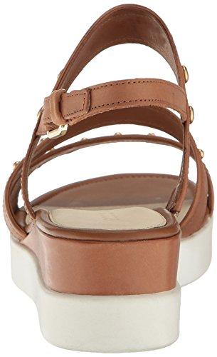 ECCO Sandali Braun Plateau Touch Sandal 2283whisky Donna wrPqwxzU1