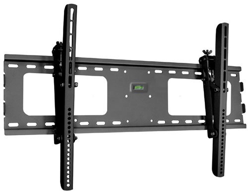 Black Tilt/Tilting Wall Mount Bracket for Syivania 6842-PF P