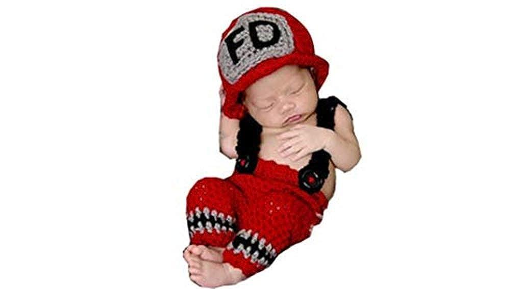Matissa Bebé recién Nacido Accesorios de Traje de fotografía de Punto de Ganchillo