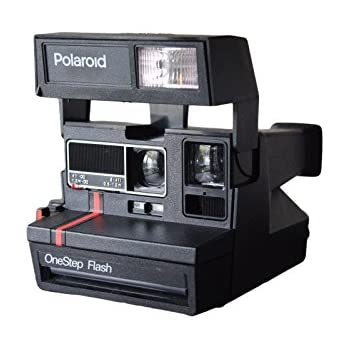 Amazon.com : Vintage Polaroid One Step Flash Camera : Instant Film ...