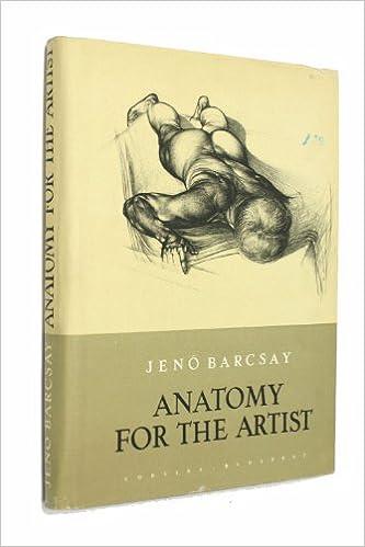 Anatomy for the Artist: Jenő Barcsay: Amazon.com: Books