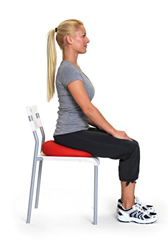 SISSEL Sitfit Dynamic Sitting Posture and Core Workout posture corrector (black, 33cm) by Sissel (Image #5)