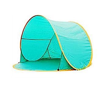 Outdoor Sports Anti UV Pop Up Tent Sun-shade Folding Beach Tent Beach Sun Shelter  sc 1 st  Amazon.com & Amazon.com: Outdoor Sports Anti UV Pop Up Tent Sun-shade Folding ...