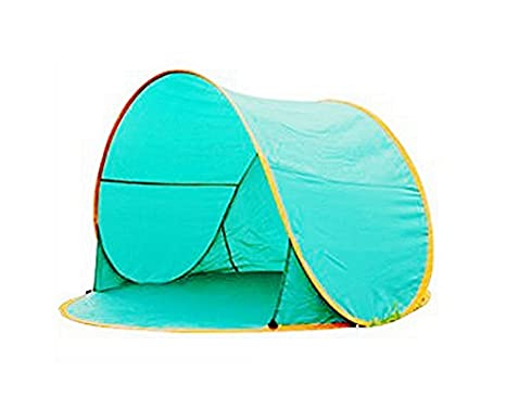 low priced 81ee5 88698 Outdoor Sports Anti UV Pop Up Tent Sun-shade Folding Beach Tent Beach Sun  Shelter
