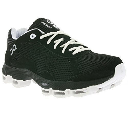 On Mujer Cloudster Sneaker Black