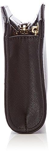 Pochette Noir Levanto Jeans Pochettes Ecosaffiano Black Trussardi qntaFXx