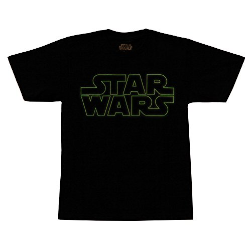 Star Wars Glow Youth T Shirt