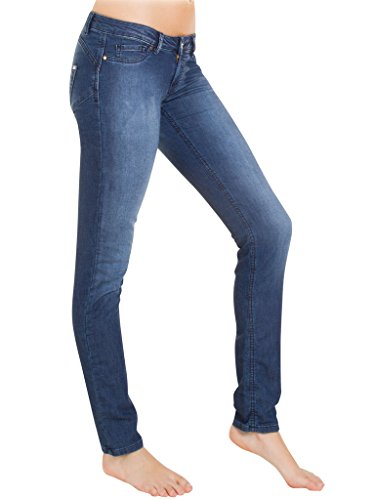 look dritto elasticizzato Carrera Jeans 788 modello donna Jogger denim vestibilit 7880980A per Jeans tessuto UxzTqwxf