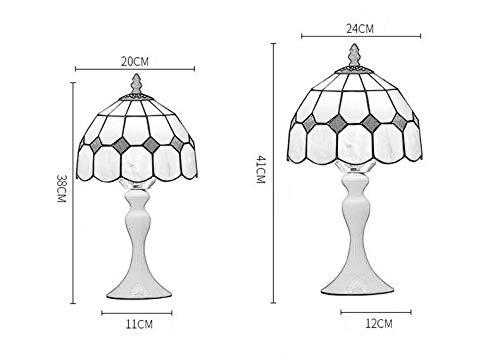 CJW Orange Retro Schlafzimmertischlampe - - - romantischer europäischer einfacher moderner nordischer Bettkopf (Größe   24cmX41cm) B07PGYRGWD   Umweltfreundlich  c6c30a