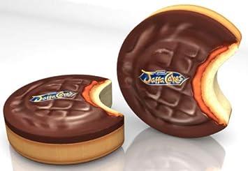 Jaffa McVities - Molde para tartas (forma de cometa, mezcla de chocolate agrietado oscuro): Amazon.es: Hogar