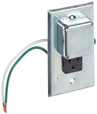 mersen crw 2 3 4 switch box cover for edison base fuse holder and rh amazon com