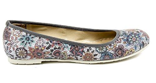 Versace 19.69 - Damen-Ballerinas 100% Kalb Leder