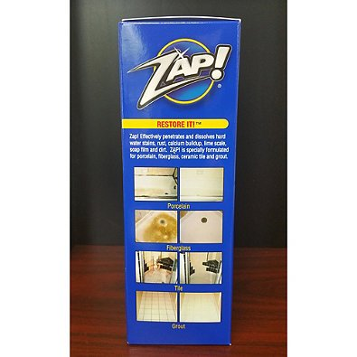 Zap! Professional Restorer   Made in USA   As Seen on TV (Pack of 6) by Product Zap! (Image #2)
