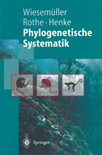 Phylogenetische Systematik: Eine Einführung (Springer-Lehrbuch) (German Edition)