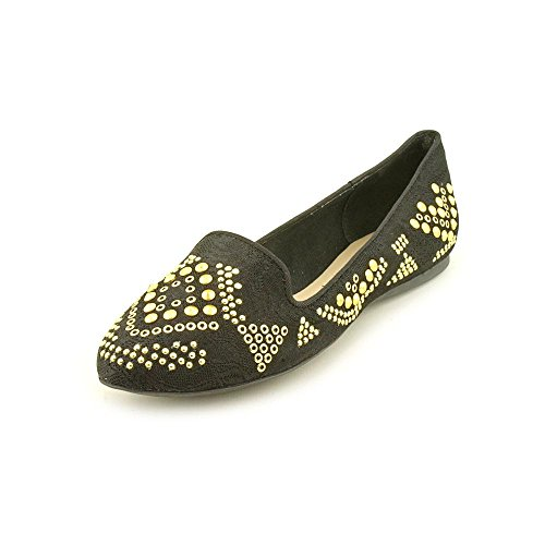 US Concepts Shoes Womens Galai International 8 Fabric Size Black INC Flats wRZIqWcpp