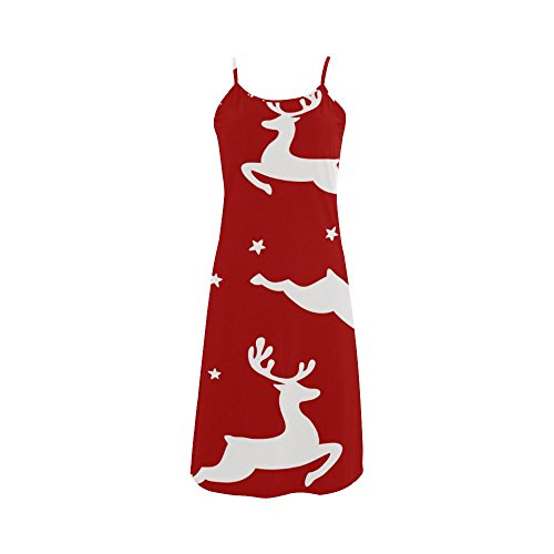 Christmas Reindeer Dress