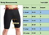 Neleus Men's Compression Shorts with Pockets 3
