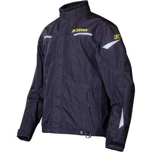 - Klim Overland Men's MX Motorcycle Jackets - Black / 2X-Large