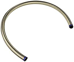 Earl\'s 303012 Auto-Flex HTE Stainless Steel Wire Braid Size 12 Rubber Hose - 3 Feet