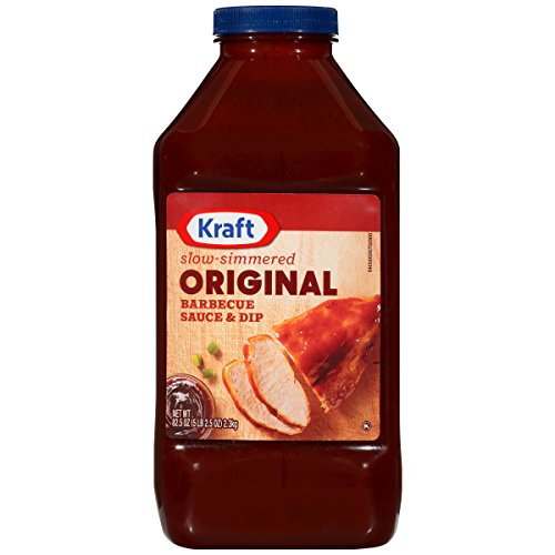 Kraft Barbecue Sauce Original Barbecue Sauce, 82.5 Ounce (Pack of 6)