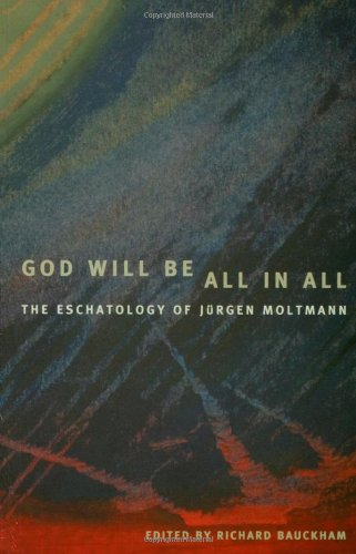 Read Online God Will Be All in All pdf epub