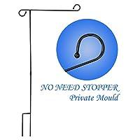 Garden Flag Pole Stand Durable Flagpole18
