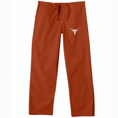 (Texas Longhorns Ncaa Classic Scrub Pant (Burnt Orange) (2X Large))