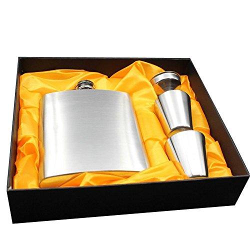 7 Ounce Hip Flask - 7
