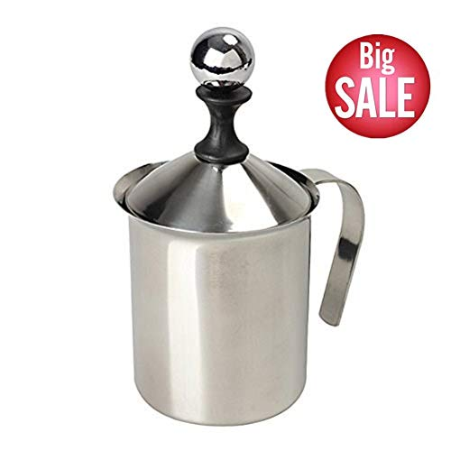 400ml milk frother - 2
