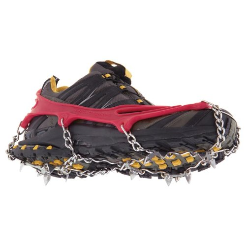 Kahtoola MICROspikes Traction System - Red Small by Micro Spikes