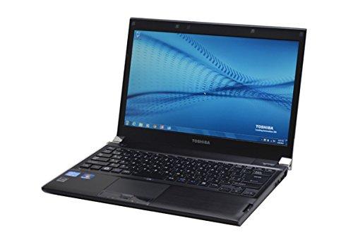 「Secondhand laptop computer」 TOSHIBA PORTEGE R830 Series JP model name:dynabook R731/C CPU:Intel Core i5 2.50GHz / Memory:8GB/ HD:250GB / Keyboard:Japanese Keyboard / OS:Windows 7 Pro 64bit English B01D1L50PO