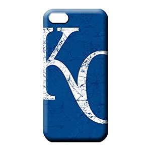 diy zhengiphone 5/5s Shock Absorbing High Quality Hot Fashion Design Cases Covers cell phone covers kansas city royals mlb baseball