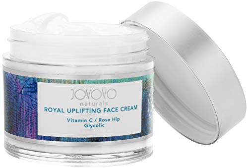 All-Natural Anti-Aging Face Cream: Night and Day Cream for Dry/Oily Skin with Vitamin C, Coconut and Avocado | Moisturizing and Nourishing to Achieve Plump and Supple Skin and Reduces Wrinkles| by Jovovo Naturals