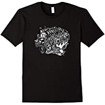 1997-2004 LS1 Engine Tshirt All-Aluminum Mouse Motor