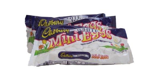 Cadbury White Mini Eggs 9 Ounce