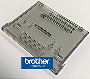 BROTHER Sewing Machine PLASTIC BOBBIN COVER PLATE FOR: L14,LS14,L14S,LX17,LX25