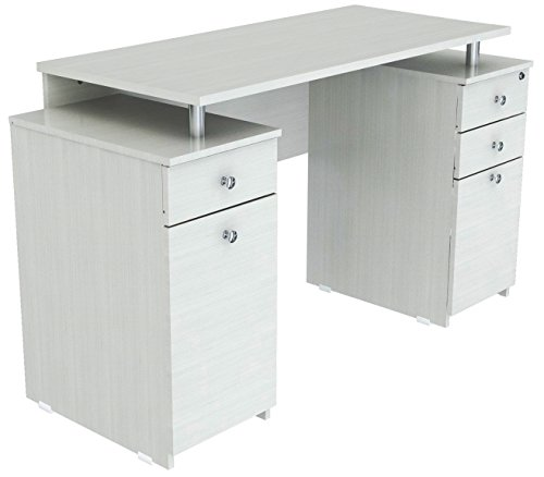 (Inval ES 3203 Laura Collection Computer Desk)