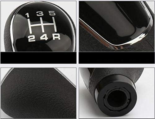 Ix35 2011-12 YONGYAO 5 Speed Manual Schaltkopf Modifiziert Egm Getriebe Kopf Handball Geeignet F/ür Hyundai Ix35 Tucson Elantra Tucson Schwarz