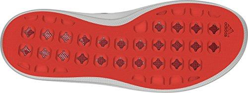 Adidas Tack Vela Ta01 Barca Uomini Scarpa Da Barca A Vela | Granito Nero / Bianco / Semi Giallo Solare
