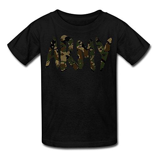 (US ARMY T Shirt For Adolescents Boys'Boys)