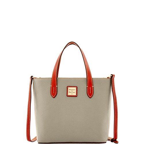 Dooney & Bourke Pebble Grain Mini Waverly Top Handle Bag ()