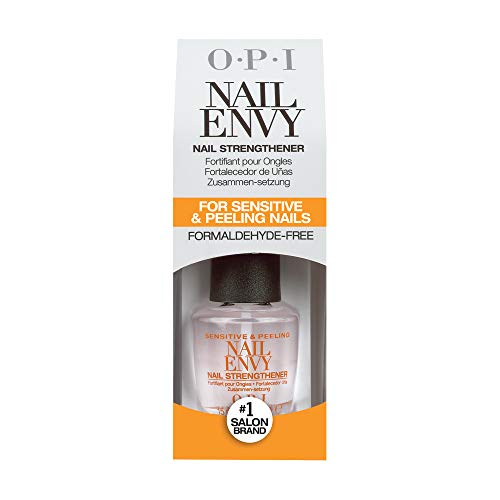 OPI Nail Envy Nail Strengthener, Sensitive and Peeling
