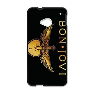 SKULL BONJOVI Cell Phone Cell Phone Case for HTC One M7