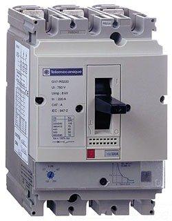 UPC 785901294283, SCHNEIDER ELECTRIC Manual Starter 600-Vac 100-Amp Iec GV7RS100 600VAC 100AMP