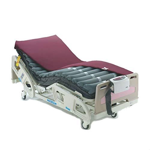 41vbAZih1mL. SS500 INDICADO PARA: para pacientes con riesgo muy alto de aparición de úlceras por presión (UPP) y para el tratamiento de UPPs hasta grado IV. AJUSTE DE PRESIÓN: Excelente gracias a los sensores que se ajustan automáticamente. MÁXIMA EFICACIA TERAPÉUTICA: Gracias a la altura de sus celdas y a sus tres terapias: alternante, estática y anticizalla.