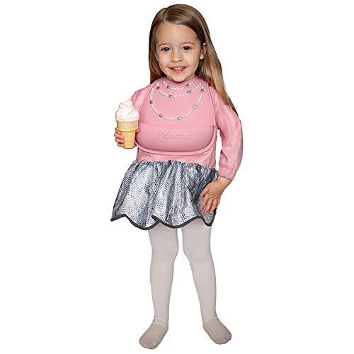 Precious Pearls KidCover Sleeved Bib